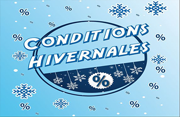 Conditions Hivernales