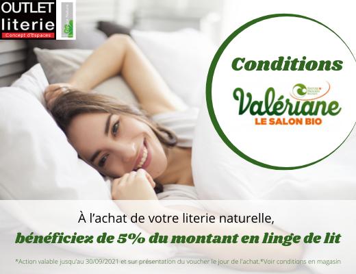 Conditions Valériane